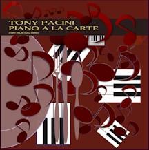 Tony Pacini CD