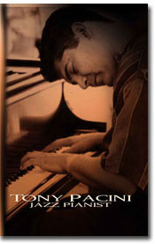 Tony Pacini Brochure Cover